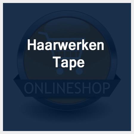 Haarwerken tape