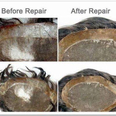 haarwerk repareren 1